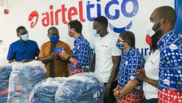 Airteltigo Ghana contact