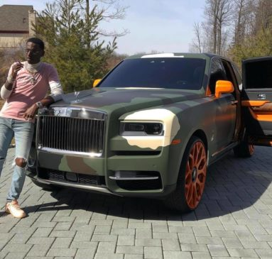Young Dolph net worth 2020