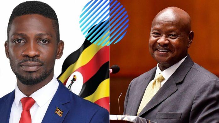 Bobi Wne Yoweri Museveni