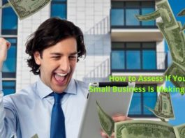 Small Business Is Making Money