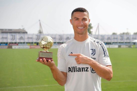 Ronaldo: Richest player in the world