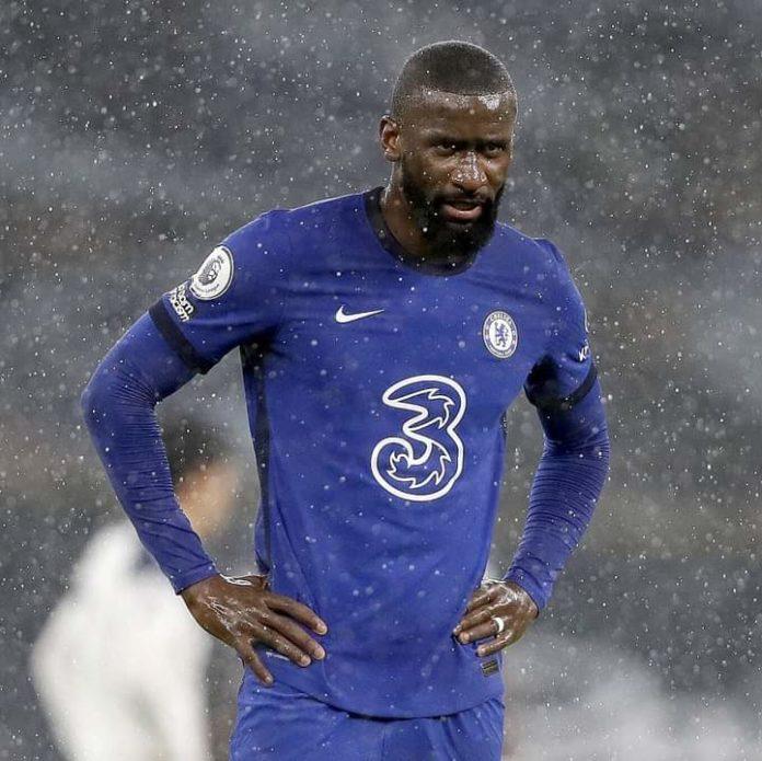 Antonio Rudiger: Chelsea