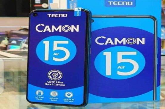 Tecno Camon 15 price in Ghana