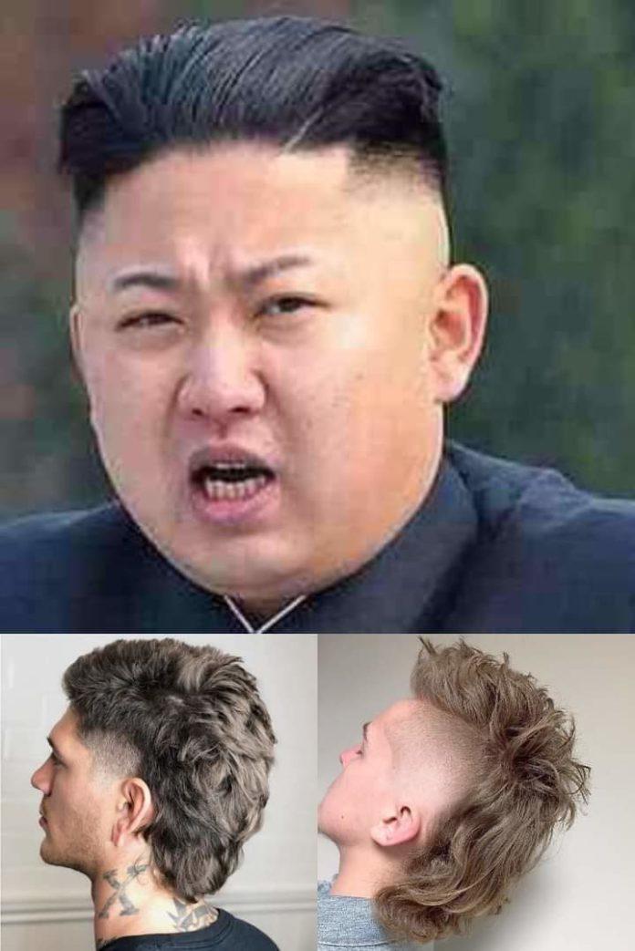 North Korea bans haircut