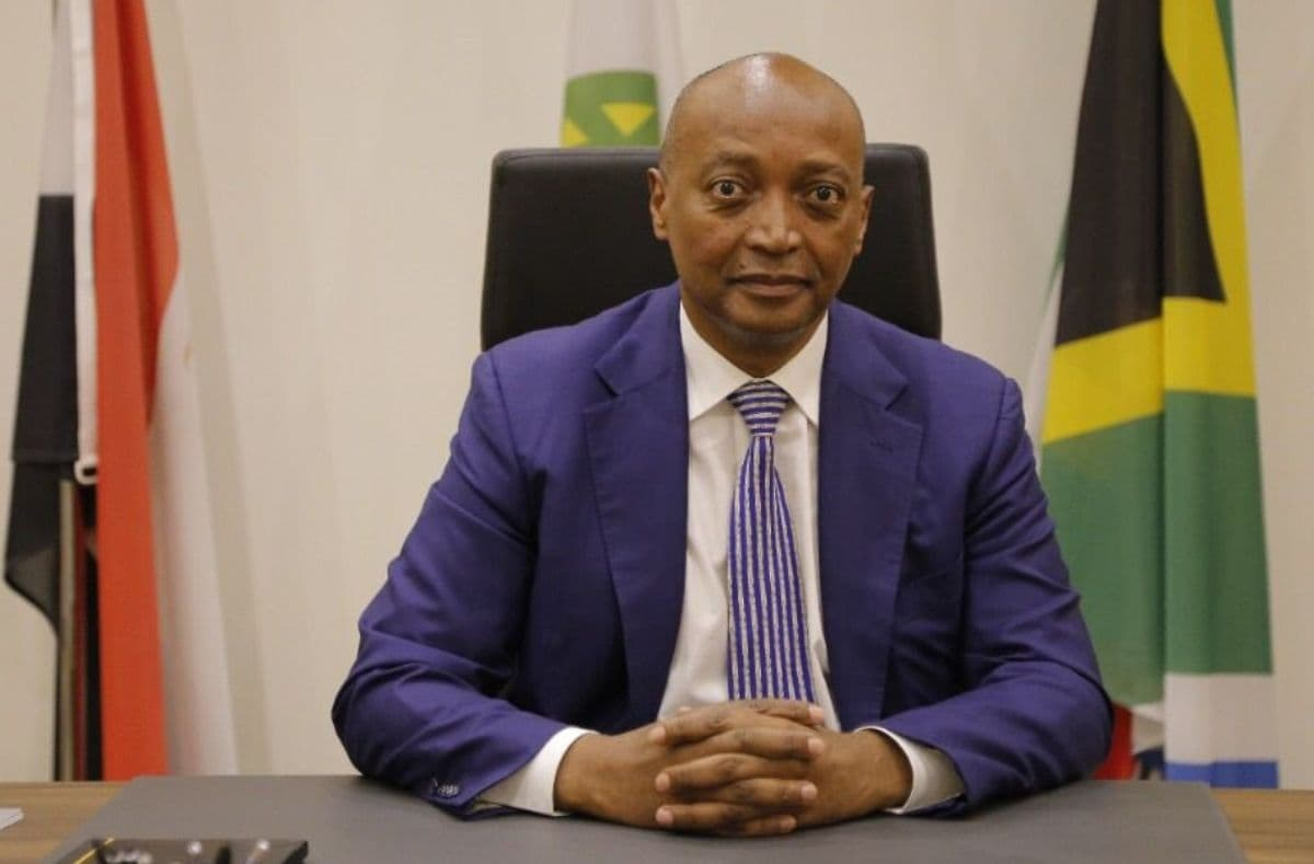 Patrice Motsepe Net Worth 2021 In Rands Wife Businesses Caf Forbes Apumone